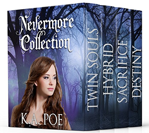 Nevermore Complete Paranormal Fantasy Sacrifice ebook product image