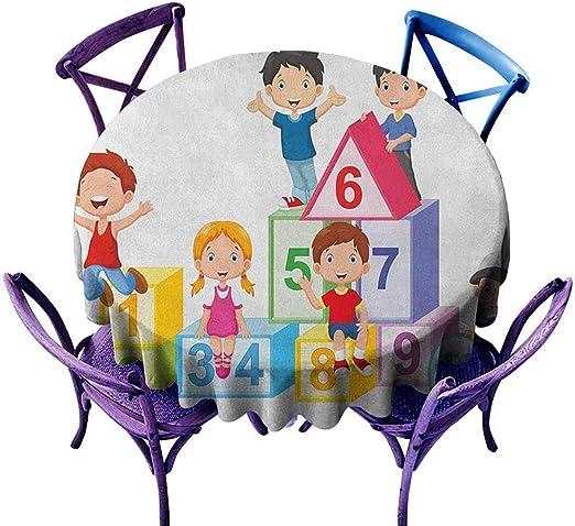 1 x LARGE NUMBERBLOCKS PERSONALISED BIRTHDAY BANNER