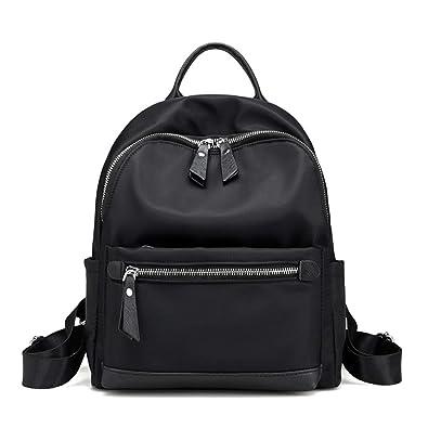 Fashion Mujer Mochila Women Female Backpack Waterproof Nylon Girls Shoulder Back Bag for Teenagers Feminina Small