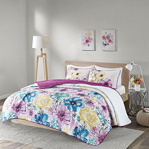 Comfort Spaces – Francisca Mini Quilt Coverlet Set - 2
