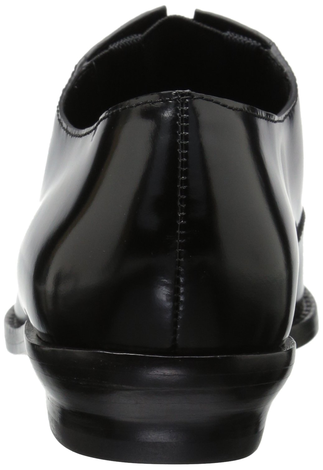 Marc Jacobs Women's Brittany Lace up Oxford, Black, 37 M EU (7 US) by Marc Jacobs (Image #2)