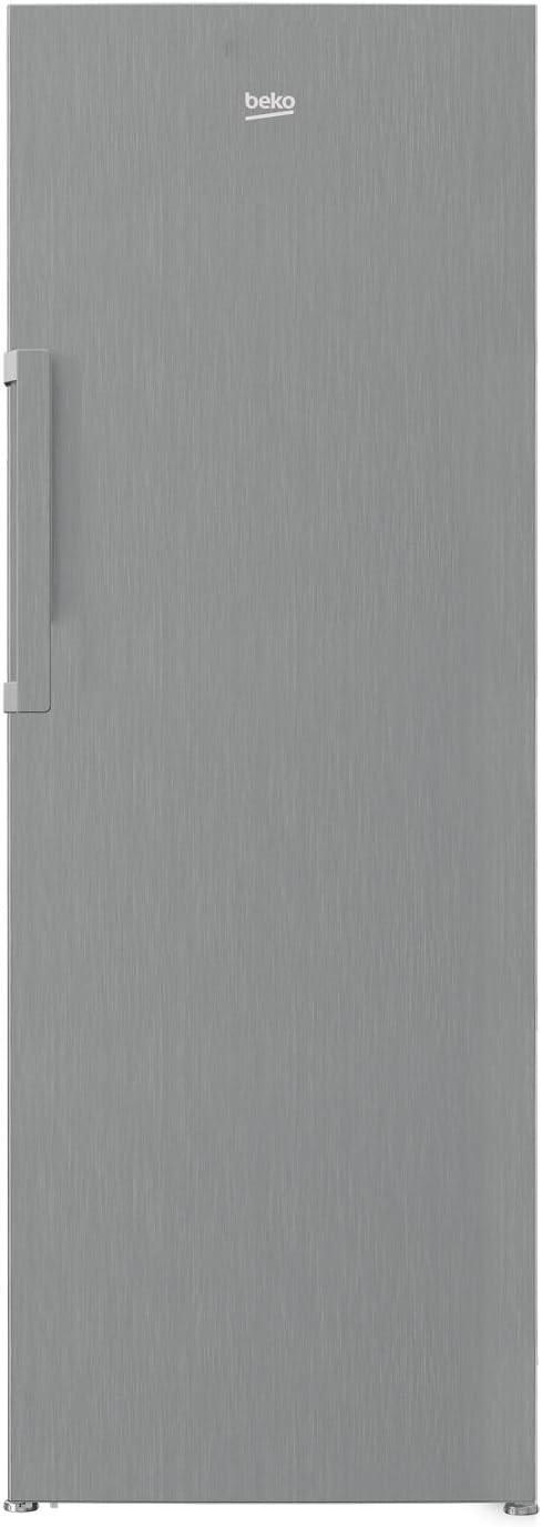 Beko congelador vertical no frost inox rfne290l21x: 416.24: Amazon ...