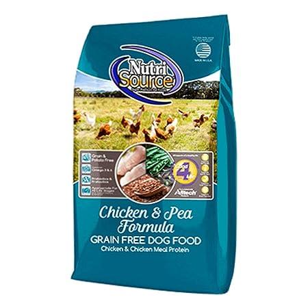 Tuffy S Pet Food Nutrisource Grain Free Dog Food, Chicken Pea
