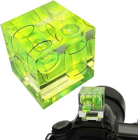 Zapato universal de 3 ejes con burbujas fijas en 3D, nivel de ...