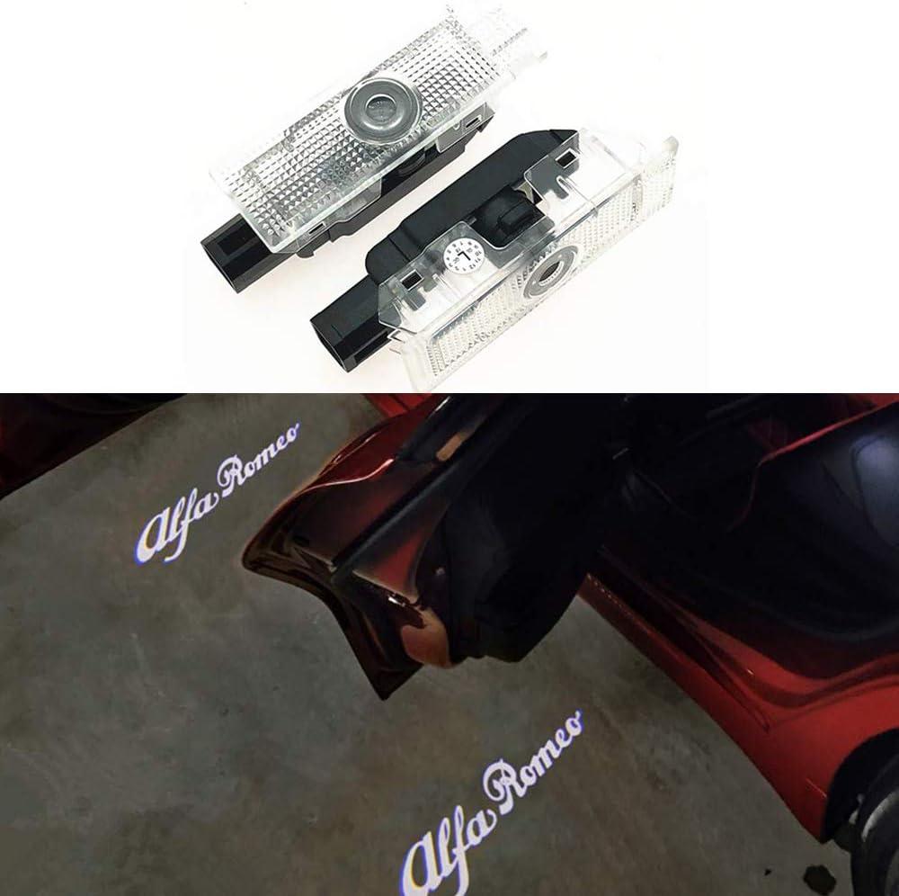 HConce 2 piezas Stelvio Giulia Giulietta Mito Brera Spider Auto ...