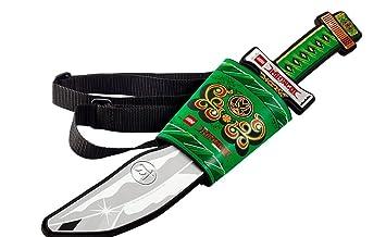 Riesiges Ninja Schwert 50 Cm Zum Zusammenbauen Fasching Ninjago