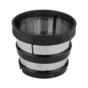 Exprimidor de filtro de malla, exprimidor lento Filtro de tamiz fino Filtro de filtro pequeño orificio para piezas Hurom HH-SBF11 HU-19SGM: Amazon.es: Hogar