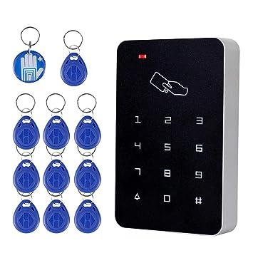 OBO HANDS RFID lector de tarjetas de control de acceso ...