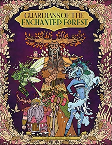 Guardians Of The Enchanted Forest