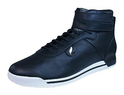 attraktiv und langlebig zuverlässige Leistung moderne Techniken Amazon.com   Geox D Chewa B Womens Leather Sneakers/Hi Tops ...