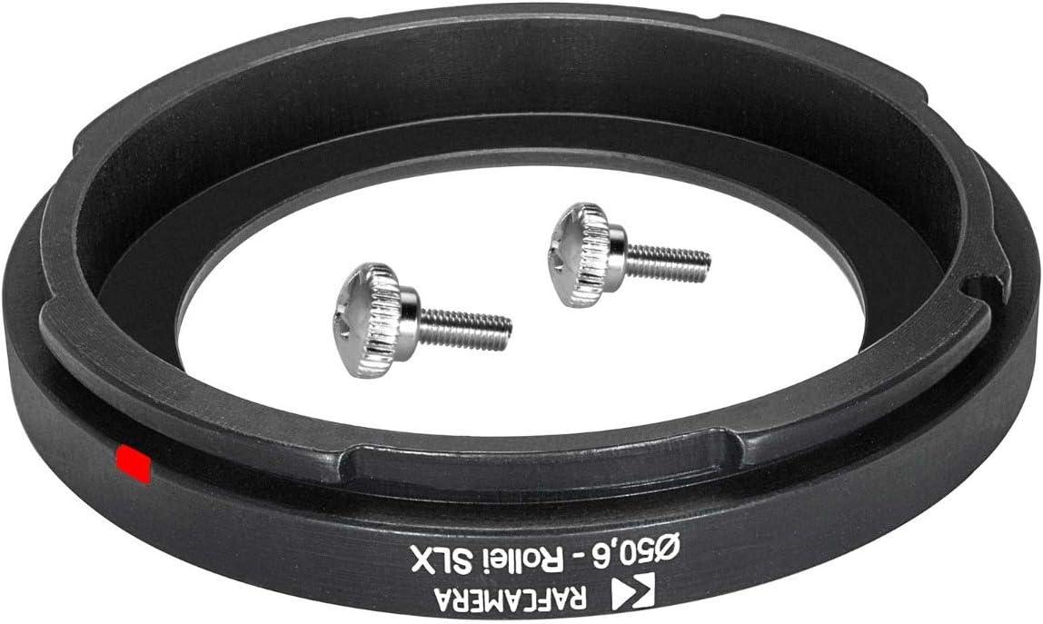 50.6mm to Rolleiflex SLX Mount Adapter for Ilex #3 shutters