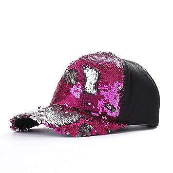 Sombrero Caliente, Gorra Con Lengüeta De Pato Lentejuelas Trendy Beanie Invierno Mujer Gorra De Esquí