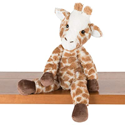 Vermont Teddy Bear Stuffed Giraffe - Stuffed Animal, 15 Inch, Buddy: Toys & Games