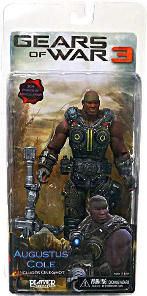 Gears of War 3: Augusto Cole: Amazon.es: Juguetes y juegos