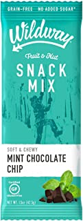 product image for Wildway Fruit & Nut Snack Mix | Mint Chocolate Chip | Certified Gluten-Free, Grain-Free, Paleo, Non-GMO, No Added Sugars or Extracts - 6pk