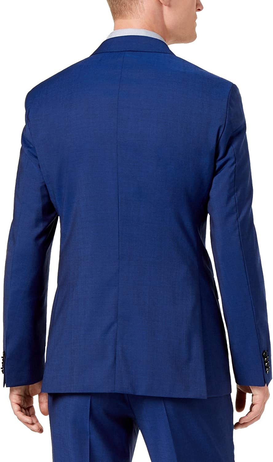 Mens Blazers Professional Modern Fit Comfort Jacket 100/% Wool Two Button Side Vents Sport Coats by Hugo