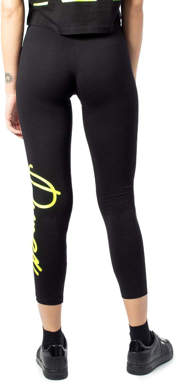 Pyrex Leggings Donna jersey stretch stampa corsivo 40822