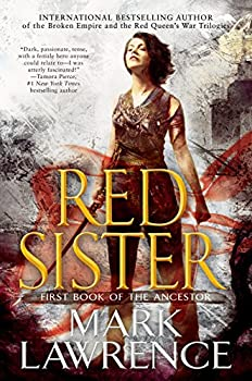 Red Sister by Mark Lawrence epic fantasy book reviews