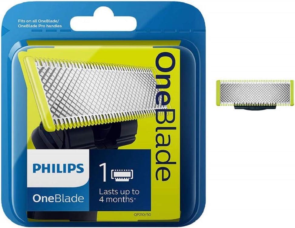 Philips OneBlade Pro QP6520/30 Recortador de barba con peine de ...