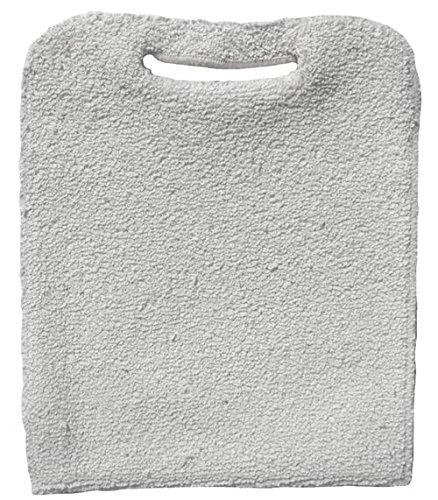 24 oz Carolina Glove /& Safety 039-BP24 Terry Cloth Bakers Pad Hand Slot Carolina Glove /& Safety Company