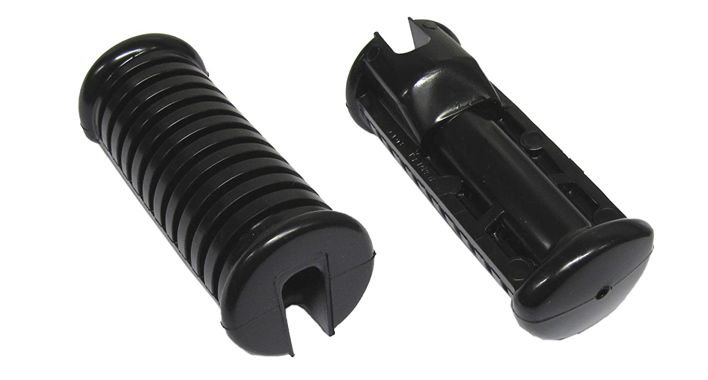 Footrest Front Rubber Suzuki LT50 84-00, FR80 78-82, A100 76-8 (Pair) My Moto Parts