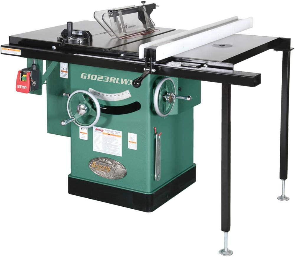 Grizzly G1023RLWX Table Saws product image 1