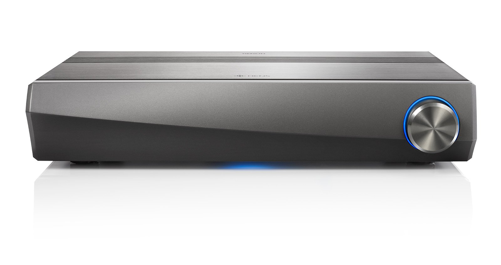 Denon Wireless Audio & Video Component Receiver Silver (HEOSAVRSR)