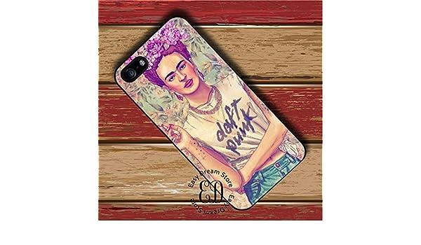 Amazon.com: Best Quality - Half-Wrapped Case - Frida Kahlo Pies para Punk case for HTC M7 M8 M9 M10 Sony Z3 Z4 Z5 Mini LG G4 G5 G6 Xiaomi Mi3 Mi4 Mi5 ...