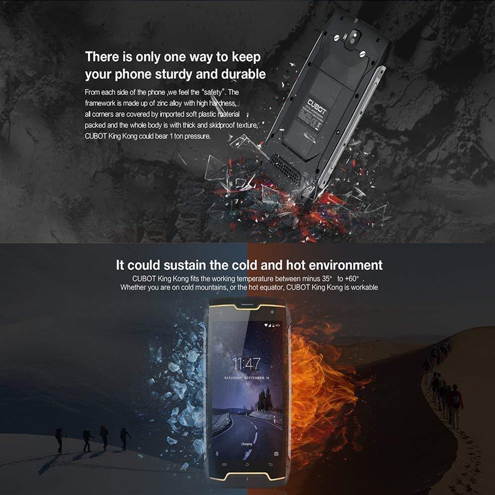 Amazon.com: CUBOT R11 Android 8.1 Smartphone desbloqueado ...