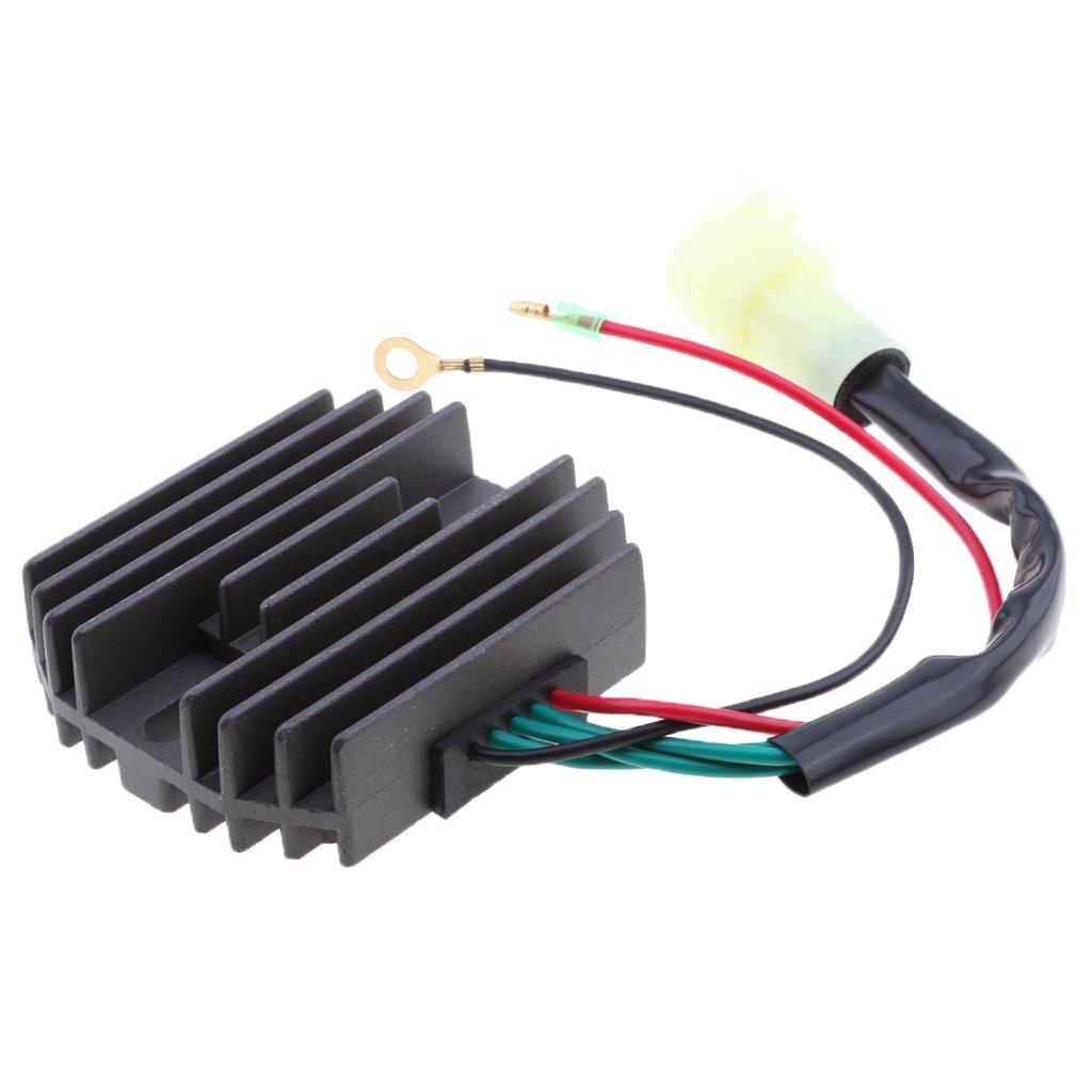 Homyl Regulador Rectificado Voltaje Convertir AC DC de Alimentaci/ón de 100HP Motor