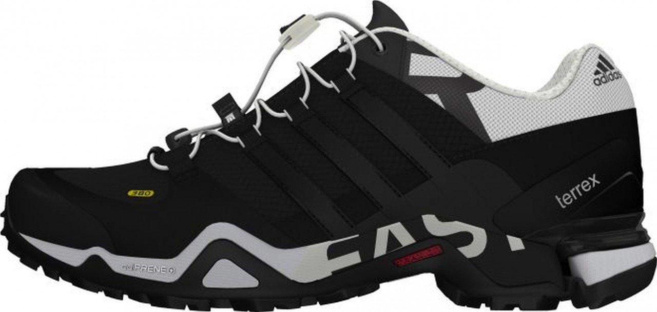 buy popular 51424 ac04e Adidas performance-terrex Fast R Mid GTX black b40928-UK-12.5-EUR-48   Amazon.co.uk  Sports   Outdoors