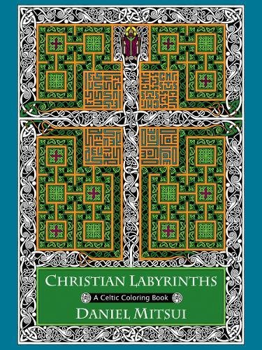 Christian Labyrinths: A Celtic Coloring Book for $<!--$8.49-->