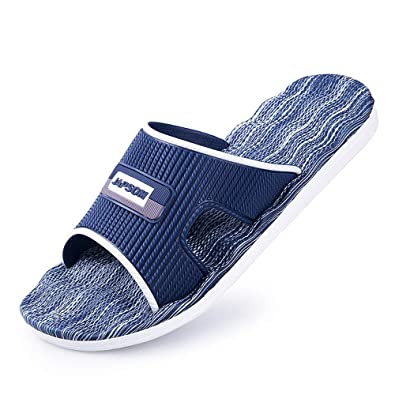 servizio eccellente il più economico selezione più recente Ciabatte da Mare Scarpe da Spiaggia e Piscina per Uomo Donna,Pantofole da  Bagno Coppia Pantofole Antiscivolo Ciabatte 36-47