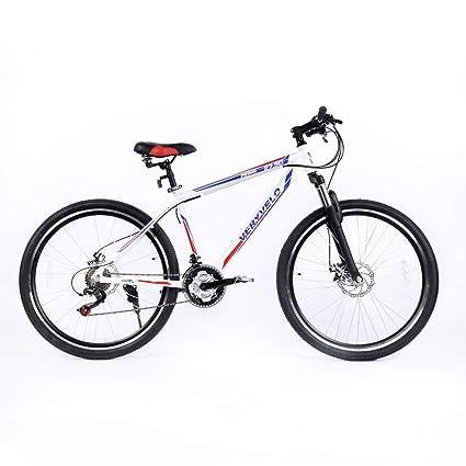 9639a05629c ZOYO Mountain Bike White 27.5'' Womens Bicycle Hybrid Bike Aluminum Frame  Light Weight Bike