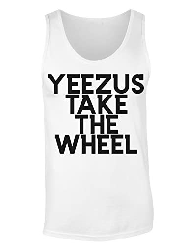 Yeezus Take The Wheel Camiseta sin mangas para mujer Shirt