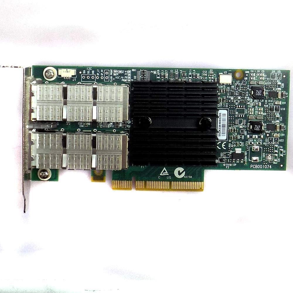 Mellanox Technologies ConnectX-3 10 Gigabit Ethernet Card MCX354A-QCBT