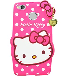 best website c0c0d 3e15e Delkart Nice Kitty Cover for Xiaomi Redmi 4: Amazon.in: Electronics