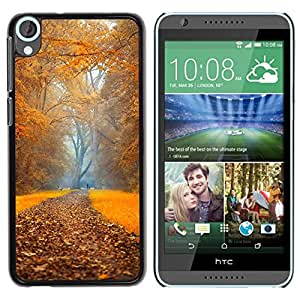 Dragon Case - FOR HTC Desire 820 - That is the future? - Caja protectora de pl??stico duro de la cubierta Dise?¡Ào Slim Fit
