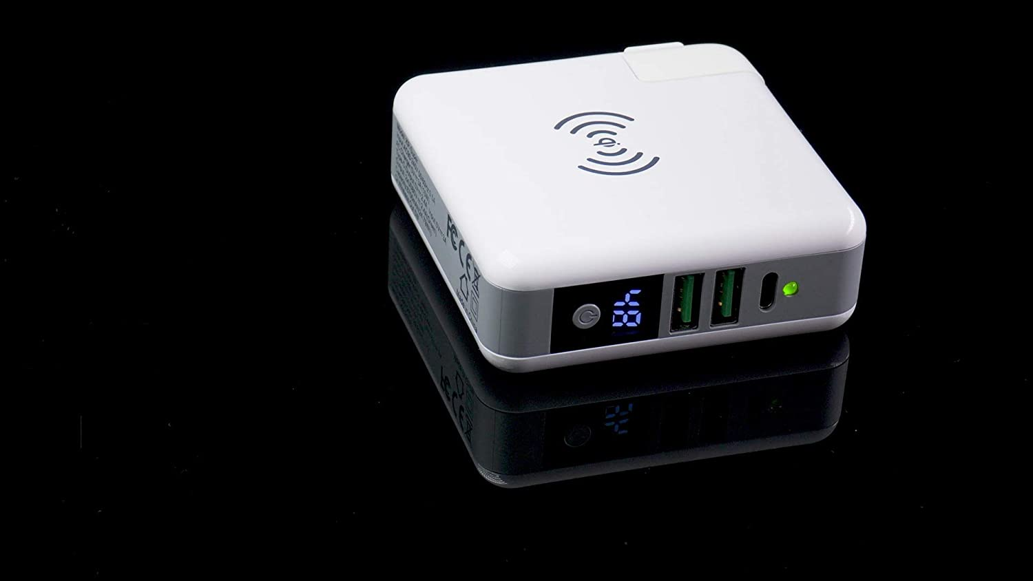 Gospace Supercharger Future-Proofed, Ultra-Portable Charger and ...