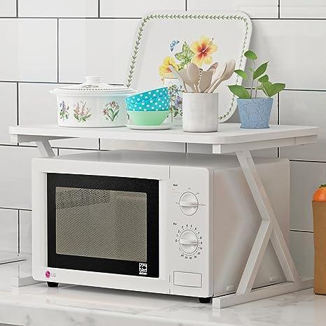 Amazon.com: Estante multifuncional de cocina, estante de ...