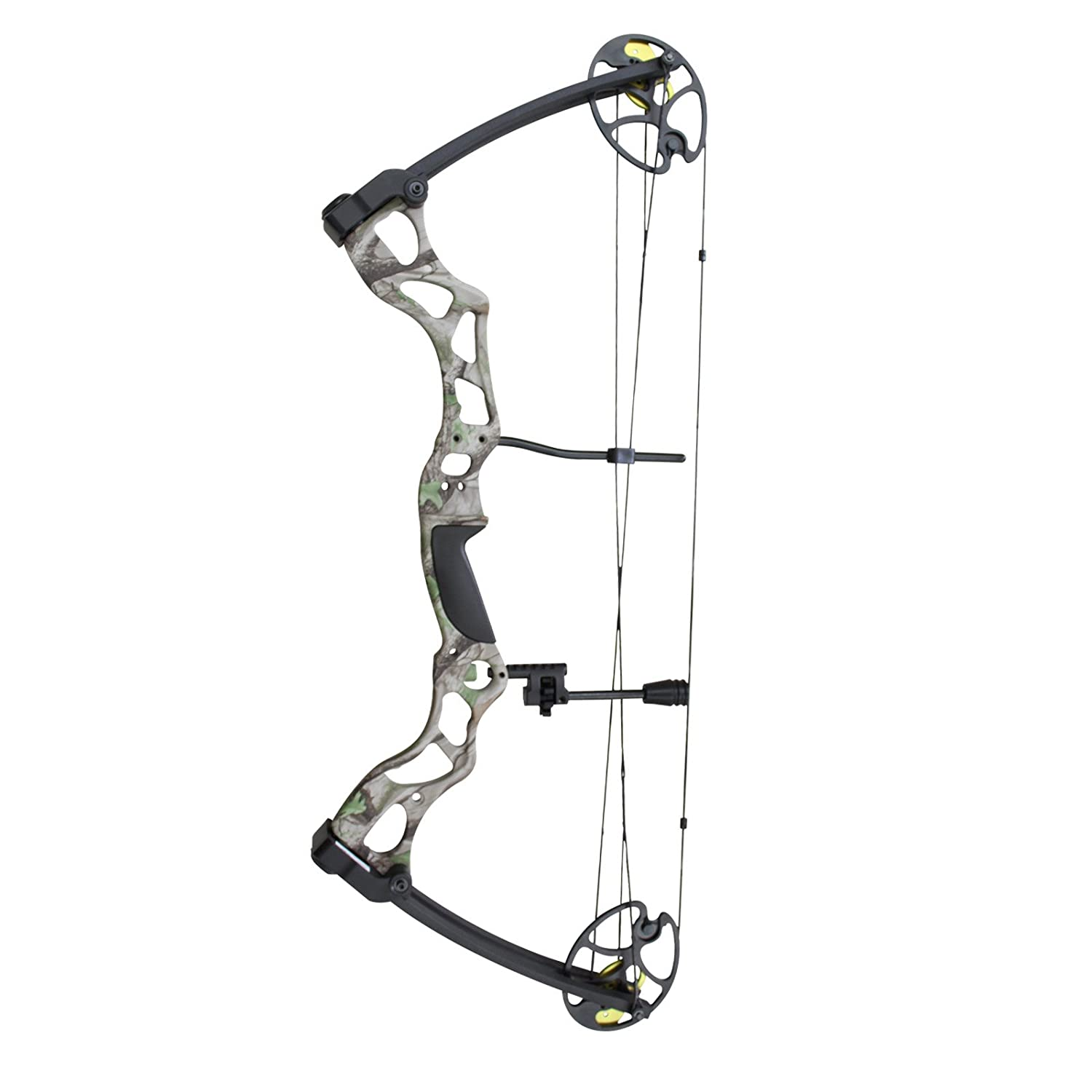 SAS Rage 70 Lbs 30'' Compound Bow review