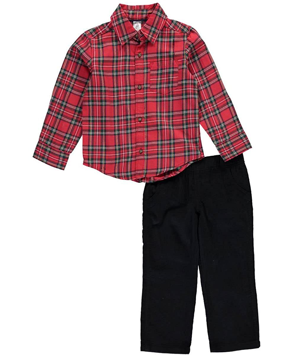 Carters Boys 2 Pc Playwear Sets 249g274 Carters