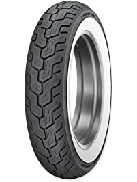 Dunlop D402 For Harley Davidson Whitewall Rear Motorcycle Tires