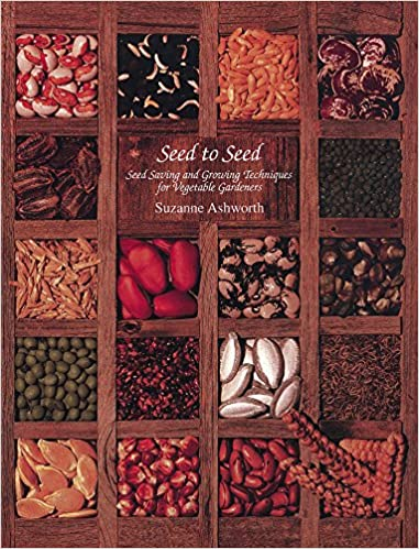 Seed to Seed by Suzanne Ashworth is a great gift for a homesteader