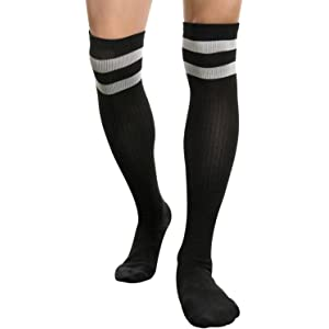 6ef631d0e6e Socks Knee High Basketball Socks Men Long Soccer Hockey Baseball Athletic  Hose