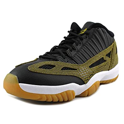 cde42a0d8e37 Nike Air Jordan 11 Retro Low, Chaussures de Sport - Basketball Homme,  Multicolore -