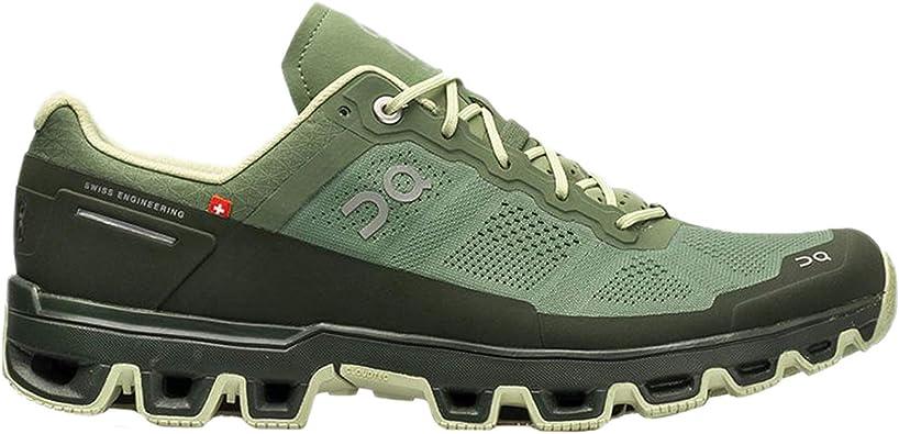 Zapatillas On Running Cloud Venture Reseda Hombre 45 Verde: Amazon.es: Zapatos y complementos