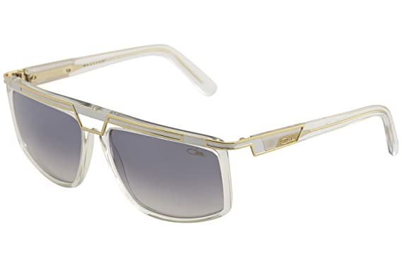948f9d119b5 Image Unavailable. Image not available for. Color  Cazal 8036 Sunglasses  003SG Crystal-Gold Light Grey Gradient Lens 62mm