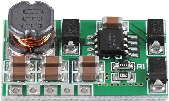 DC Dual Output ±5V~ ±15V Boost Step Up Voltage Converter Power PCB Board Module