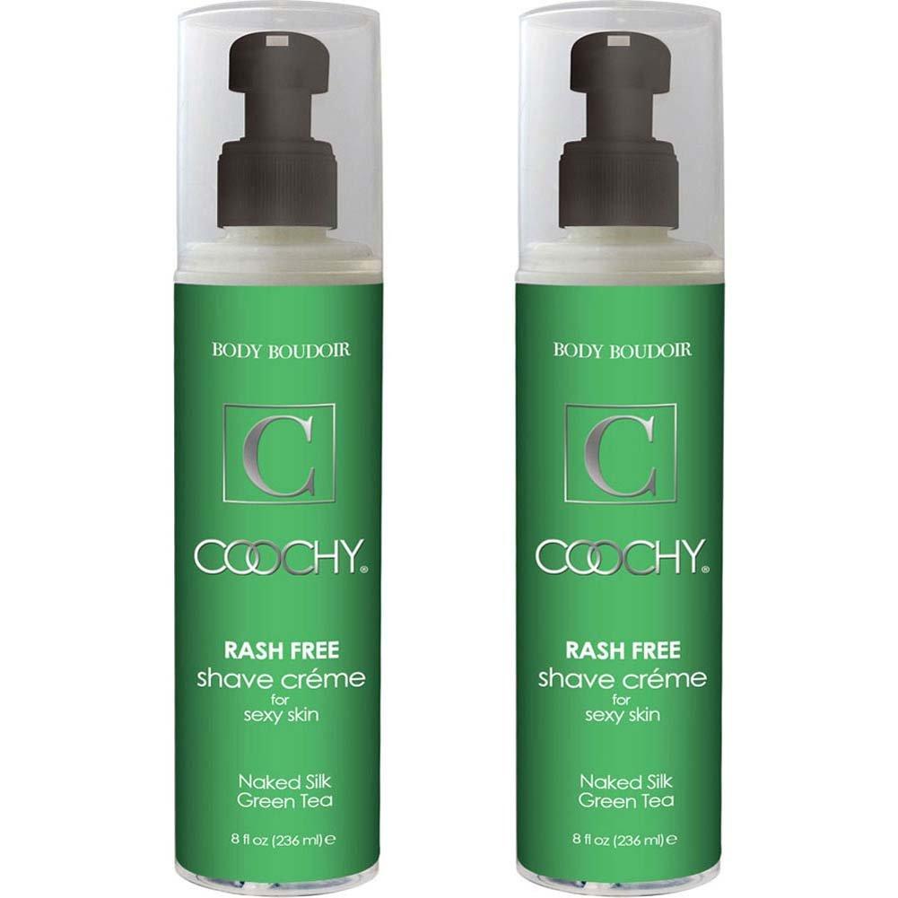 Coochy Shave Cr?Me-Naked Silk Green Tea 16 Oz - Varta